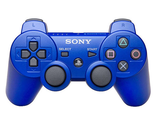 PS 3 Controller Wireless Dual Shock Blue