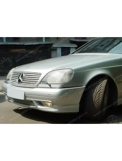 Обвес AMG на Mercedes Benz S W140 Coupe