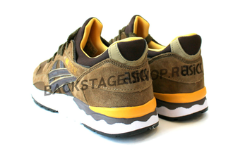 Кроссовки Asics Gel Lyte 5 Brown