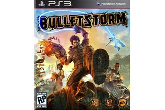 Игра для ps3 Bulletstorm