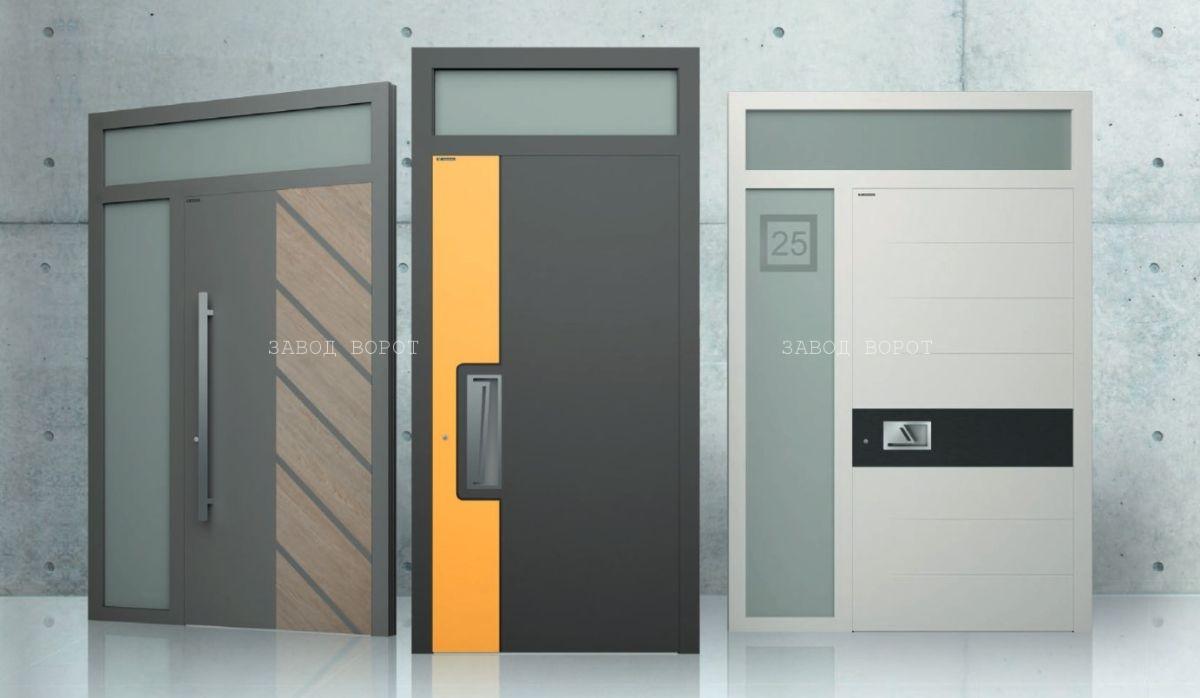 dveri-v-chastnyj-dom-teplye-s-termorazryvom-i-steklopaketom-alyuminievyj-profil-ustanovka-kiev