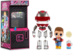 MGA Entertainment L.O.L. Surprise Boys Arcade Heroes Asst in PDQ - Мальчики Аркадные Герои в коробке, 569367