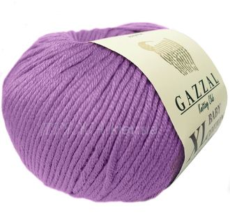 Gazzal Baby Cotton XL 3414 сиреневый