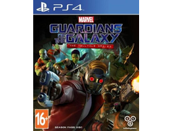 Купить PS4 Стражи Галактики Guardians of the Galaxy (б/у)