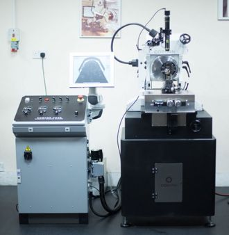 Planetary Grinding Machine, diamond grinding machine, diamond polishing machine, coborn PG4, PG3B
