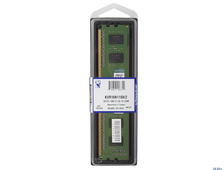 Модуль памяти Kingston DDR3 2Gb, PC12800, DIMM, 1600MHz (KVR16N11S6/2)