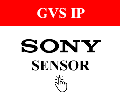 GVS-SONY IP видеокамеры