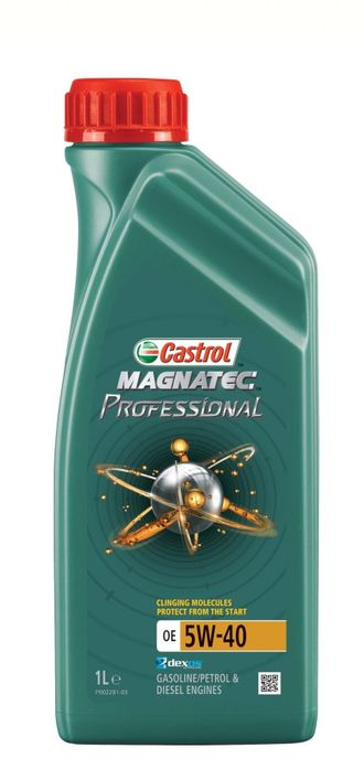 Масло моторное Castrol Magnatec Professional OE 5W-40, 1 л