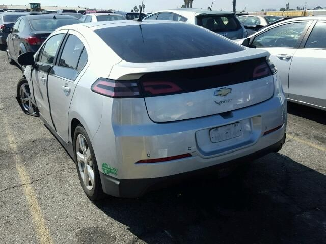 Chevrolet Volt 2012 auktion