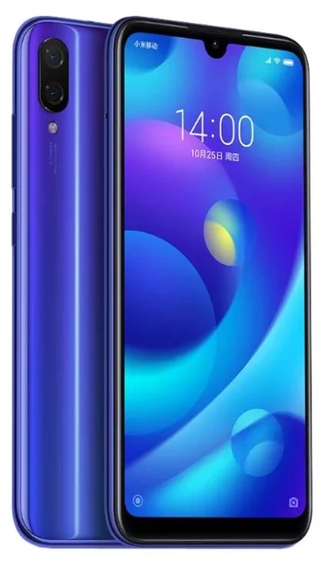 Xiaomi Mi Play 4/64Gb Blue (rfb)