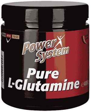 Pure L-Glutamine 400g (Power System)