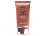 СС крем Beauty Credit Super Nature Snail Red Ginseng CC Cream омолаживающий, 40 мл