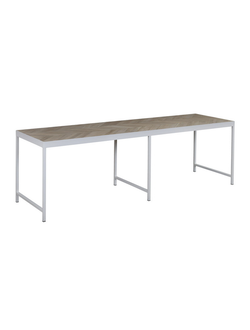 Стол  SIA IRENE DINING TABLE , H76/W70/L240 см., 570316 ,