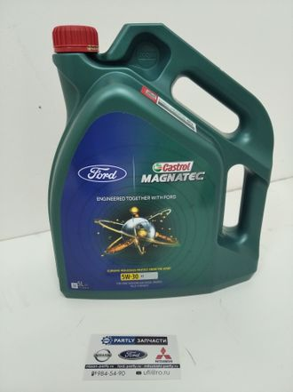 масло ford castrol 5w30 5 л 15d5e9.