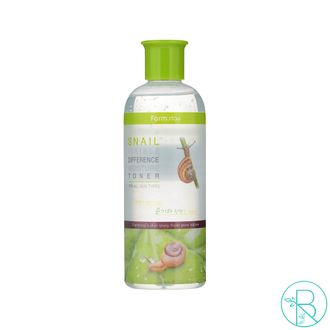 Тонер для лица Farmstay Visible Difference Moisture Snail Toner