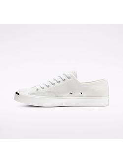 Кеды Converse Jack Purcell Canvas белые
