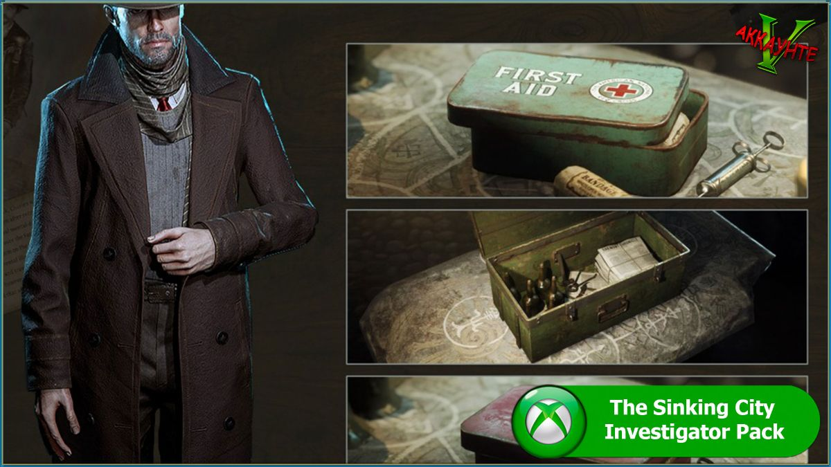 the-sinking-city-investigator-pack