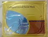 "Коллагеновая маска для лица с минералами ""Collagen Crystal Facial Mask"" от Belov"