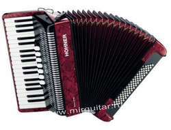 Hohner Bravo III 80 (A4043) Red