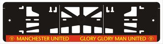 MANCHESTER UNITED GLORY GLORY MAN UNITED