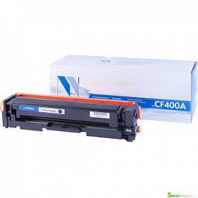 КАРТРИДЖ NV PRINT HP CF 400 A BLACK