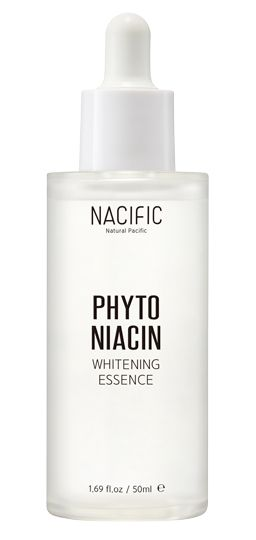 Выравнивающая тон сыворотка с гиалуроновой кислотой и ниацинамидом NACIFIC Phyto Niacin Whitening Essence