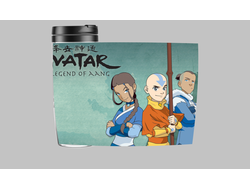 Термокружка Аватар: Легенда об Аанге / Avatar: The Last Airbender №1