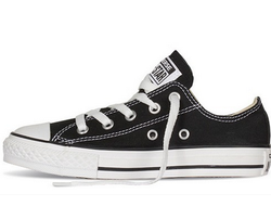 converse chuck taylor all star baby black 01