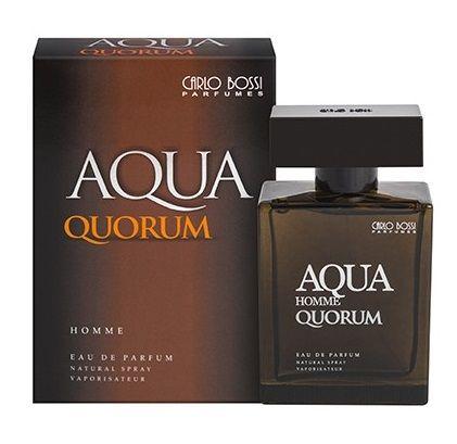 купить Carlo Bossi Aqua Quorum мужской парфюм Carlo Bossi