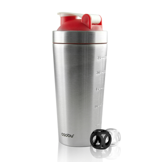 Фитнес-стакан-шейкер Asobu Shake it baby SSB25, 900ml