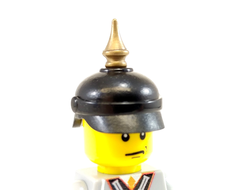 Немецкий шлем Пикельхельм. Первая мировая война | BrickArms Pickelhaube