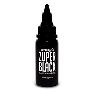 ZUPER BLACK Intenze (оригинал США 1 OZ - 30 мл.)