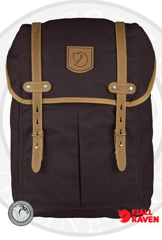 Рюкзак Fjallraven Rucksack No.21 Medium Hickory Brown купить