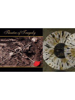 Theatre Of Tragedy - Theatre Of Tragedy 2-LP 25th anniversary Splatter