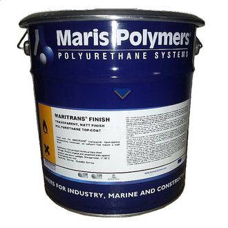 Однокомпонентное полиуретановое покрытие Maris Polymers Maritrans Finish