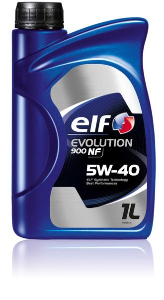 Моторное масло ELF Evolution 900 Nf 5W40  (1л)
