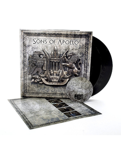 Sons Of Apollo - Psychotic Symphony 2LP Gold + CD
