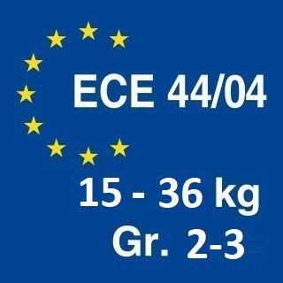 Joie Duallo Isofix автокресла Группа: 2-3 от 15 до 36 кг