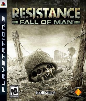 игра для PS3 Resistance: Fall of Man