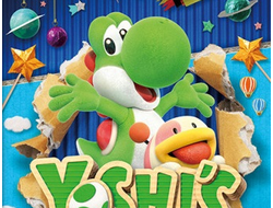 Yoshi's Crafted World [Switch, русская версия]