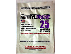 METHYLDRENE ELITE (CLOMA PHARMA) 2капс