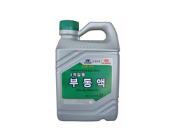 Hyundai Long Life Coolant (2_литра/OEM:07100-00200)