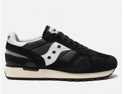 Кроссовки Saucony Shadow Original Vintage Black White
