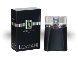 Lomani Intense Black for men