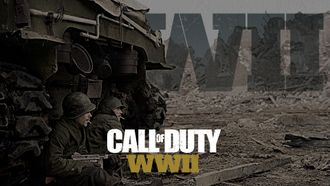 Call of Duty: WW 2 (ReSale)[PS4, русская версия]