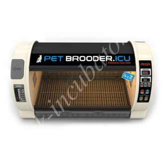 Брудер-павильон R-com Pet Brooder (ICU) L