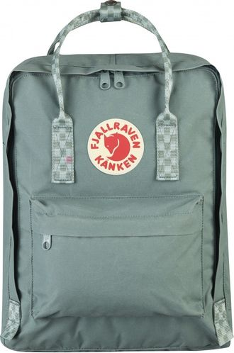Рюкзак Fjallraven Frost Green-Chess Pattern (Classic)