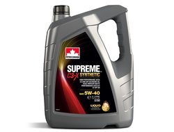 Масло моторное PETRO-CANADA EUROPE SYNTHETIC 5W-40 5л PCESY54C20