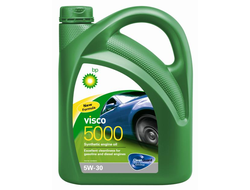 Масло моторное BP Visco 5000 5W-30, 4 л