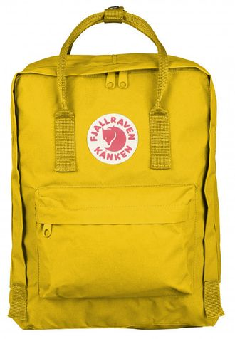 Рюкзак Fjallraven Yellow (Mini)